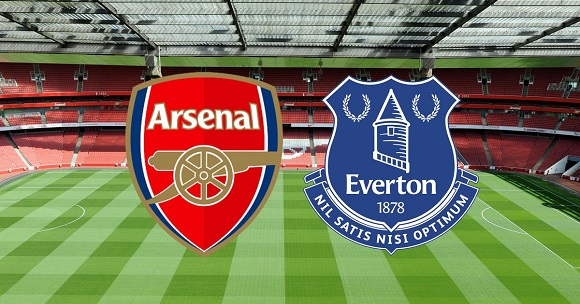 Arsenal vs Everton live stream